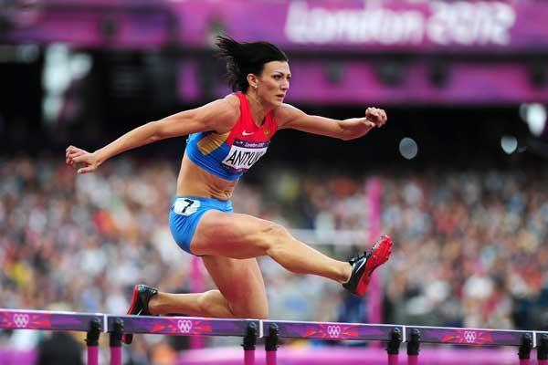 Natalya Antyukh (Getty Images)