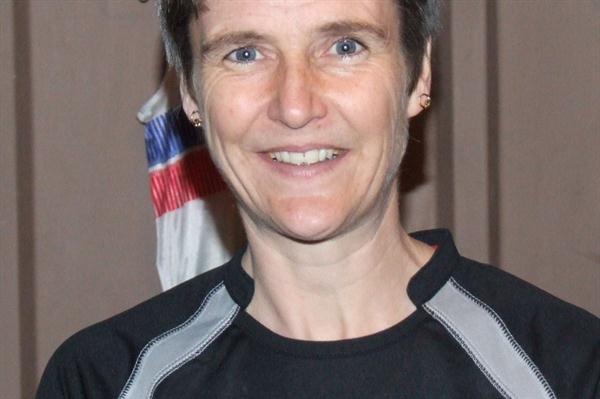 Defending Commonwealth 24-Hour Race champion Sharon Gayter of England (Sharon Gayter)