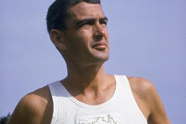 Australian distance runner Ron Clarke (Getty Images)