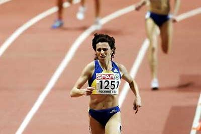 Elena Iagar of Romania storms to 1500m win - Madrid (Getty Images)