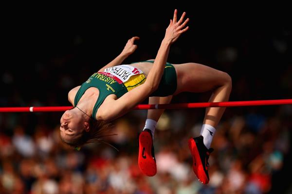 Eleanor Patterson at the 2014 Commonwealth Games (Getty Images)