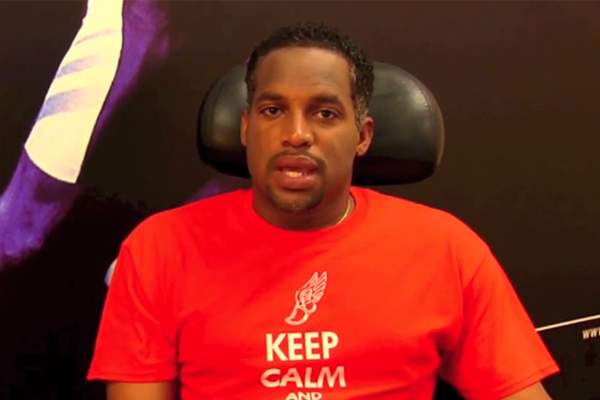 Ato Boldon on IAAF Inside Athletics (IAAF)