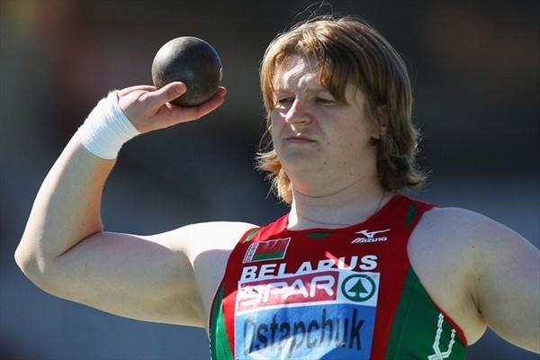 Unstoppable in Barcelona - European Shot Put champion Nadzeya Ostapchuk (Getty Images)