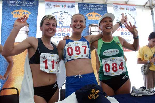 Susana Feitor (POR),  Elisa Riguado (ITA), Maria Vasco (ESP) (Omar Martínez)