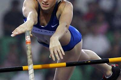 Minna Nikkanen competing in Beijing last summer (Getty Images)