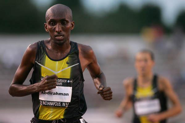 Third US 10,000m title for Abdi Abdirahman (Getty Images)