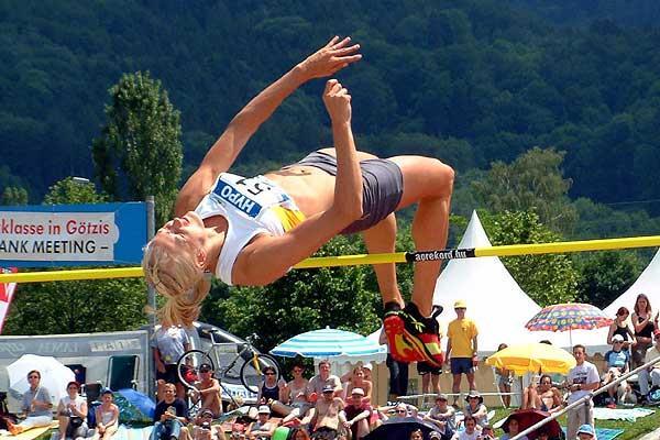 Kluft wins Götzis High Jump (IAAF)