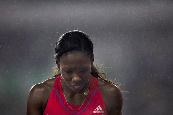 US sprinter Tiffany Townsend (Getty Images)