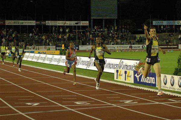 Big win for Craig Mottram in Ostrava (Golden Spike)
