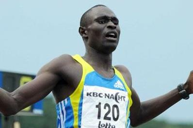 1:41.51 - 800m for David Rudisha in Heusden-Zolder (Nadia Verhoft)