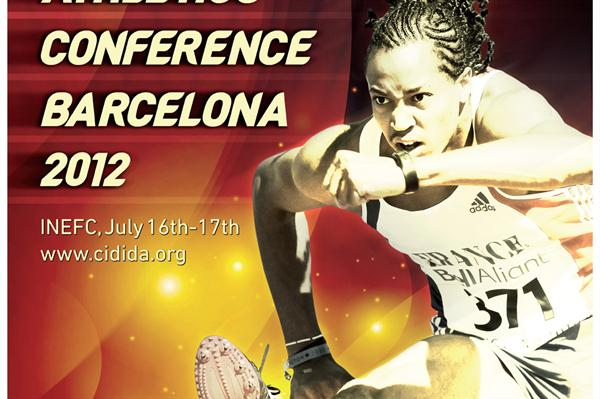 IAAF International Youth Athletics Conference Barcelona 2012 - poster (IAAF)