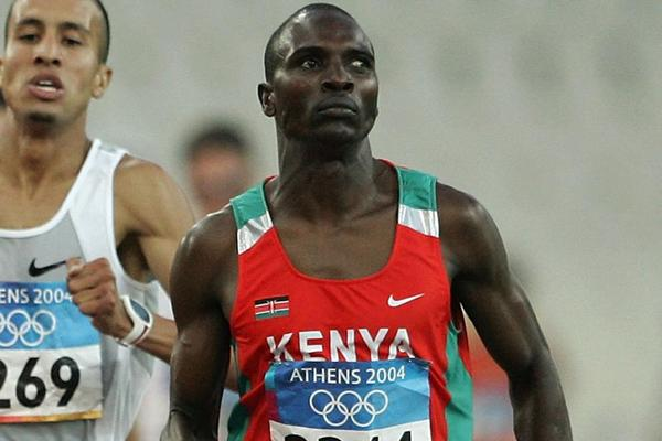 Kenyan 1500m runner Timothy Kiptanui (Getty Images)