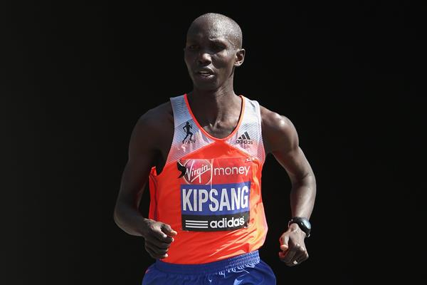 Wilson Kipsang marathon world record holder ()