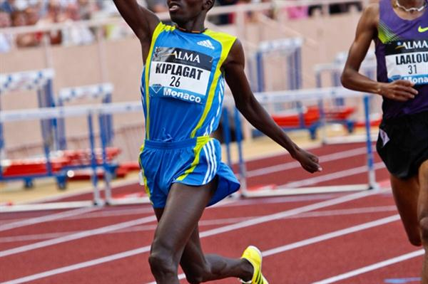 Silas Kiplagat's breakthrough - 3:29.27 in Monaco (Philippe Fitte)