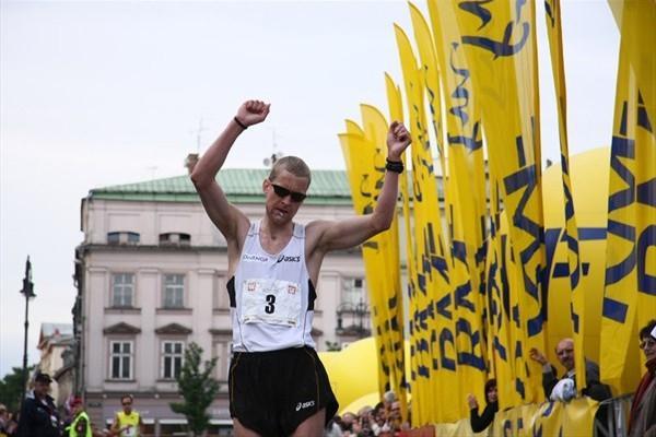 Erik Tysse in Krakow (organisers)