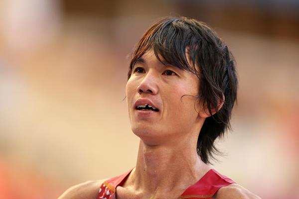 Japanese distance runner Kentaro Nakamoto (Getty Images)