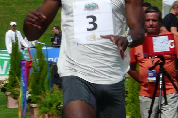 Maurice Smith, the day 1 leader in Talence (Hans van Kuijen)