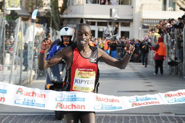 Strong victory for Edwin Kipyego (Yannick Parienti / SCO Ste Marguerite)