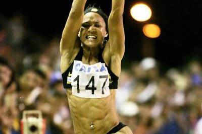 Keila Costa improves to 6.81 in Fortaleza (Wander Roberto de Oliveira/CBAt)
