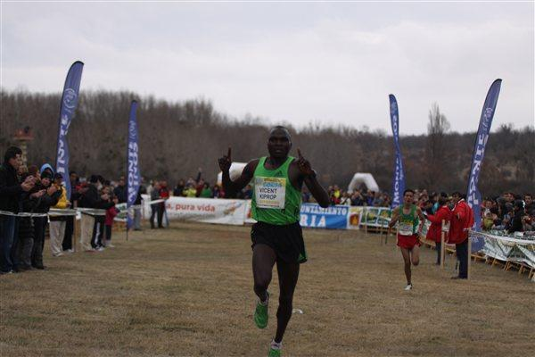 Vincent Kiprop Chepkok wins the 18th Cross Internacional de Soria (Alfambra Fundacion ANOC)