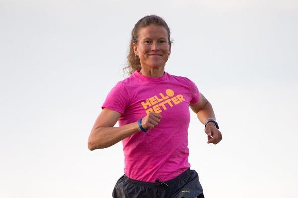 Melody Fairchild (Freihofer's Run for Women organisers)