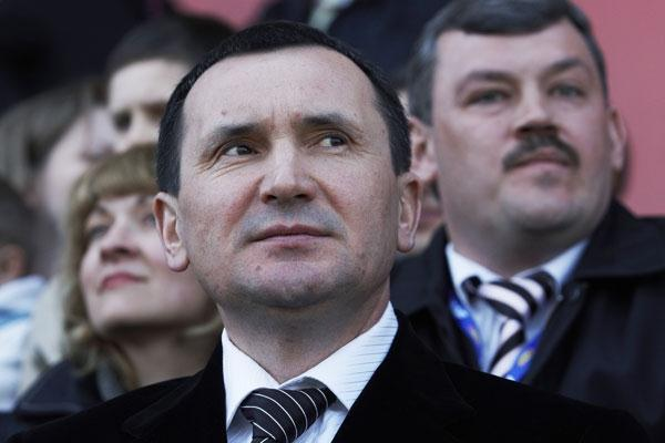 Nikolay Fedorov, President of Chuvasha Republic, during the Opening Ceremony (Getty Images)