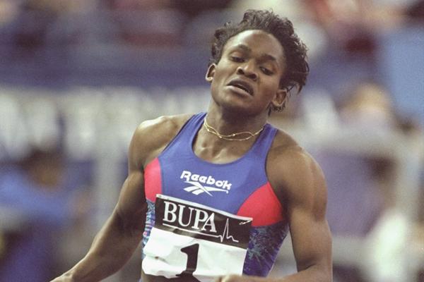 Maria Mutola Birmingham 1996 ()