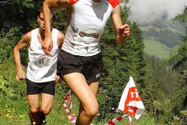 Antonella Confortola en route to her victory in Mayrhofen (photo ŠT)