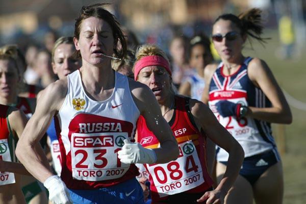 Maria Konovalova in Toro (2007) (Getty Images/AFP)