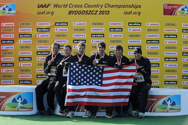 Team USA at the 2013 IAAF World Cross Country Championships ()
