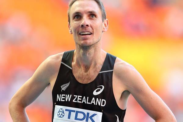 New Zealand's Nick Willis at the 2013 IAAF World Championships in Moscow (Getty Images)