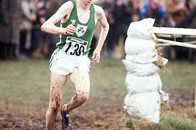 John Treacy (IRL) - winner of World XC in 1978 and 1979 (Getty Images)