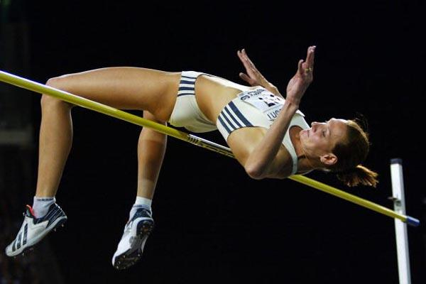 Hestrie Cloete of South Africa wins in Brussels (Getty Images)