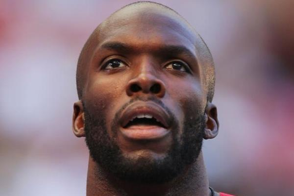 LaShawn Merritt in the mens 400m at the IAAF World Athletics Championships Moscow 2013 (Getty Images)