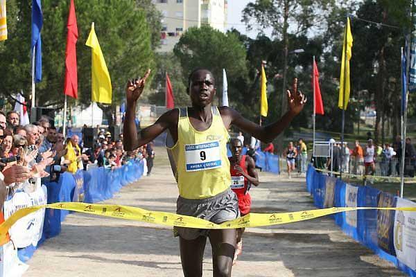 Silas Kipruto (KEN) wins in Amora (c)