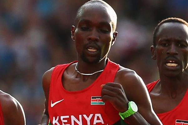 Kenyan steeplechaser Jairus Birech (Getty Images)