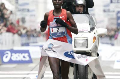 Dominating victory and big PB for Pamela Chepchumba in Milan (organisers)