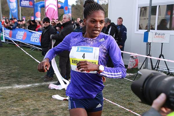 Ethiopian distance runner Alemitu Hawi (Organisers)