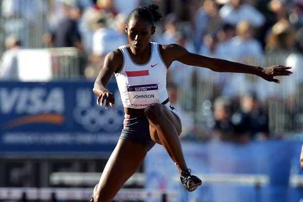 Sheena Johnson - US Trials (Getty Images)