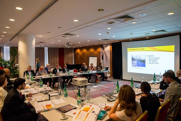 2019 IAAF World Championships bidding seminar (Philippe Fitte / IAAF)