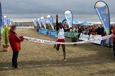 Spain's Alemayehu Bezabeh wins in Atapuerca (Diputación de Burgos)