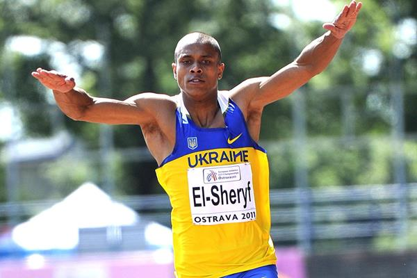 Massive breakthrough! Sheryf El-Sheryf of Ukraine sails 17.72m in Ostrava (Deca Text & Bild)