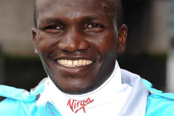 Ugandan distance runner Stephen Kiprotich (Getty Images)