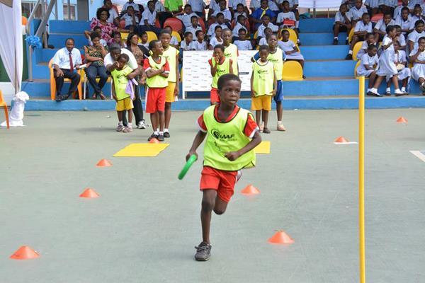 IAAF / Nestlé Kids' Athletics, Accra, Ghana (Ghana Athletics Association)