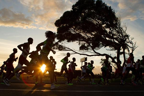 Ultra runners in action (Getty Images)