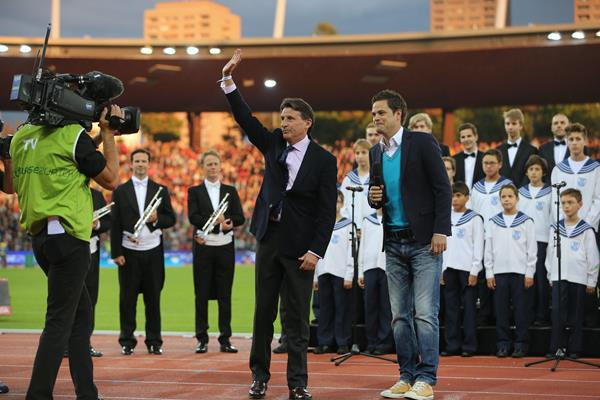 Sebastian Coe elected as Chairman of the Board of Diamond League