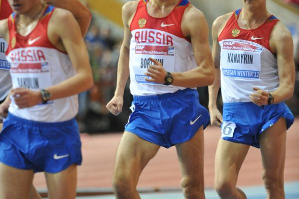 Valeriy Borchin in Moscow (Nikolay Matveev)
