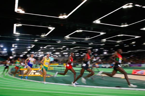 Men's 3000m heats at IAAF World Indoor Championships Portland 2016 (Getty Images)