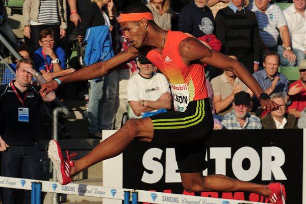 Javier Culson continues his strong early season run in Oslo (Mark Shearman)