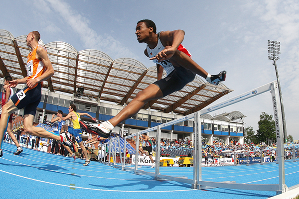 The 2008 IAAF World Junior Championships in Bydgoszcz (Getty Images)